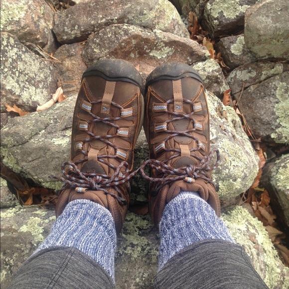 Keen Targhee Ii Mid Womens Hiking Boots
